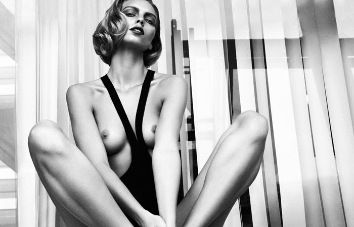 Emily Senko by Marcus Ohlsson for Velvet Magazine