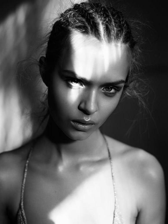 Josephine Skriver by Markus Jans for Tush
