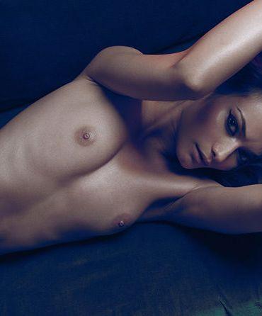 Madalina Staicu by Luca Bellumore for Vaga Magazine