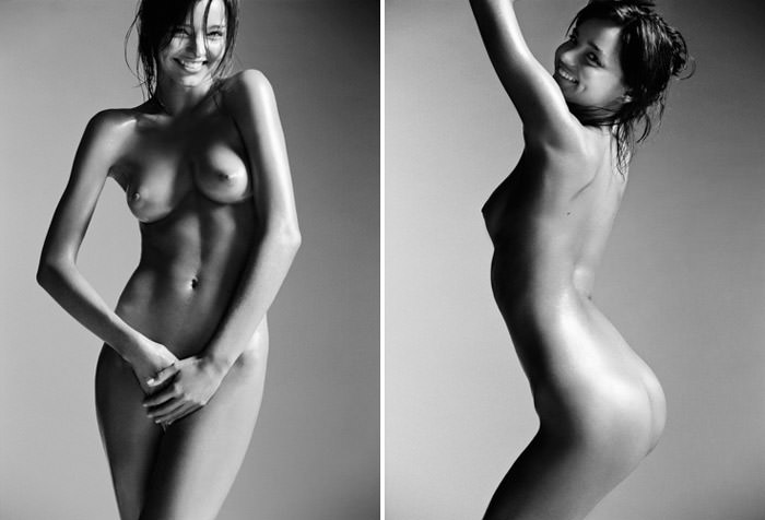 Miranda Kerr by Laurent Darmon