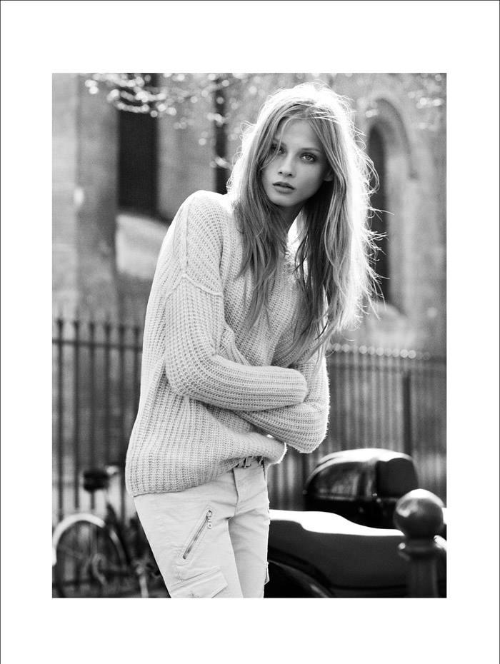 Anna Selezneva by Marcus Ohlsson for Hunkydory