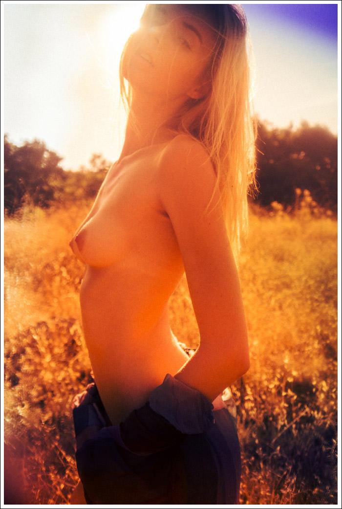 Amanda by Kesler Tran for Fashionography
