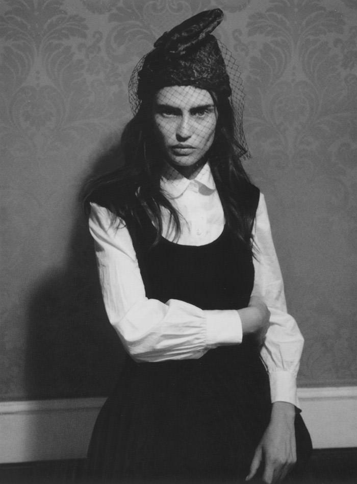 Bianca Balti by Manuela Pavesi for Grey Magazine