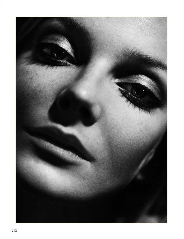 Eniko Mihalik by Vincent Peters for Vogue Spain