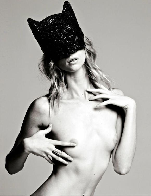 Alyona Subbotina by James Macari for Treats! Magazine