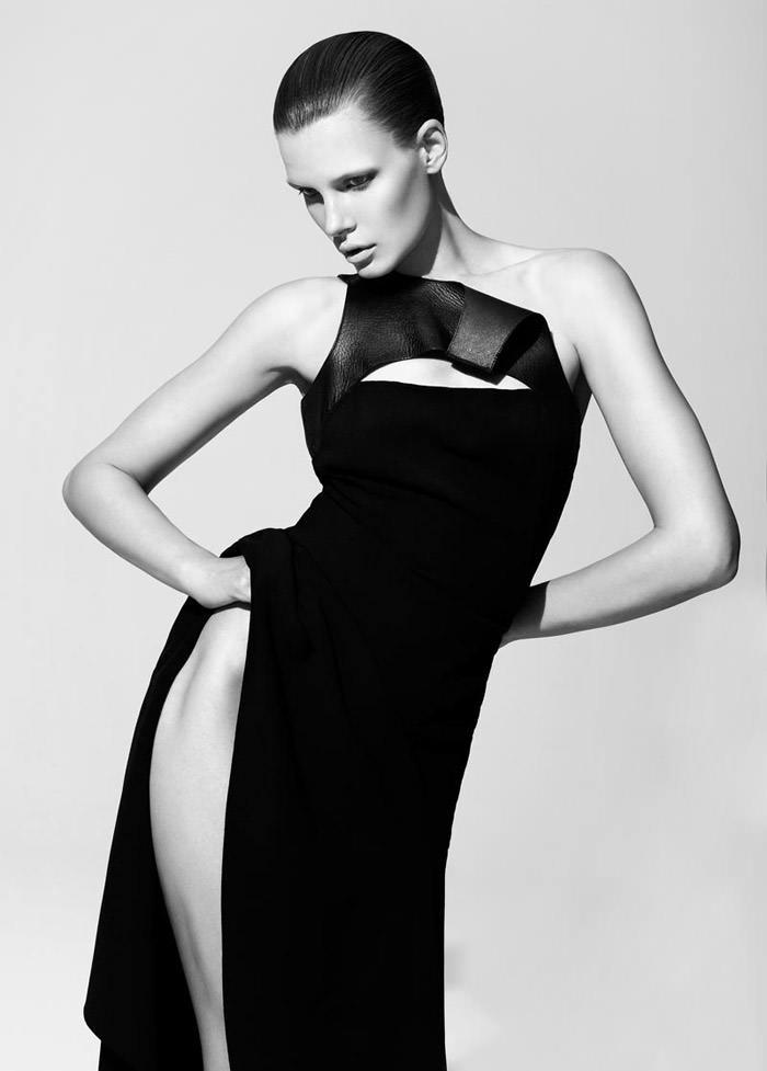 Bekah Jenkins photographed by Malina Corpadean for Bambi Magazine #12