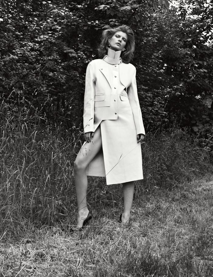 Valerija Kelava by Philip Gay for Mixte Magazine