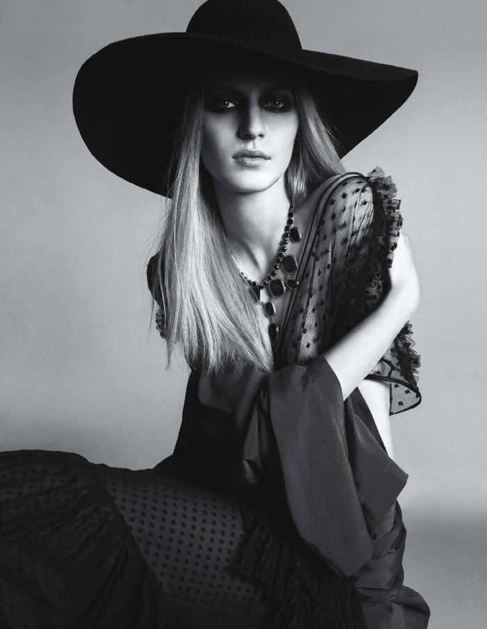 Julia Nobis by Anthony Maule for Numero