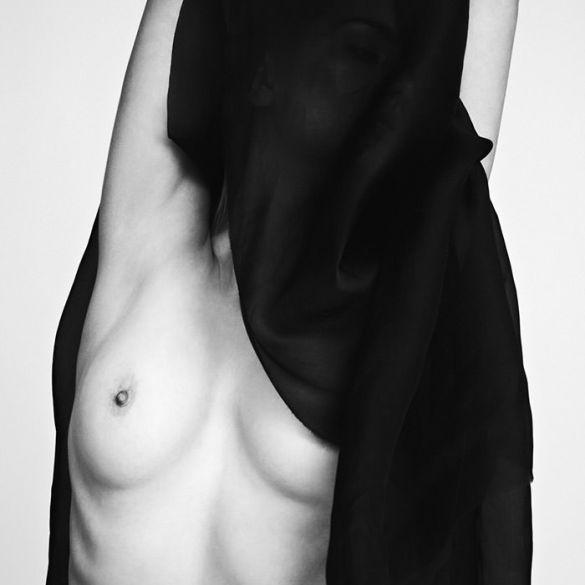 Katrine Damgaard by Niklas Hoejlund for Bambi Magazine