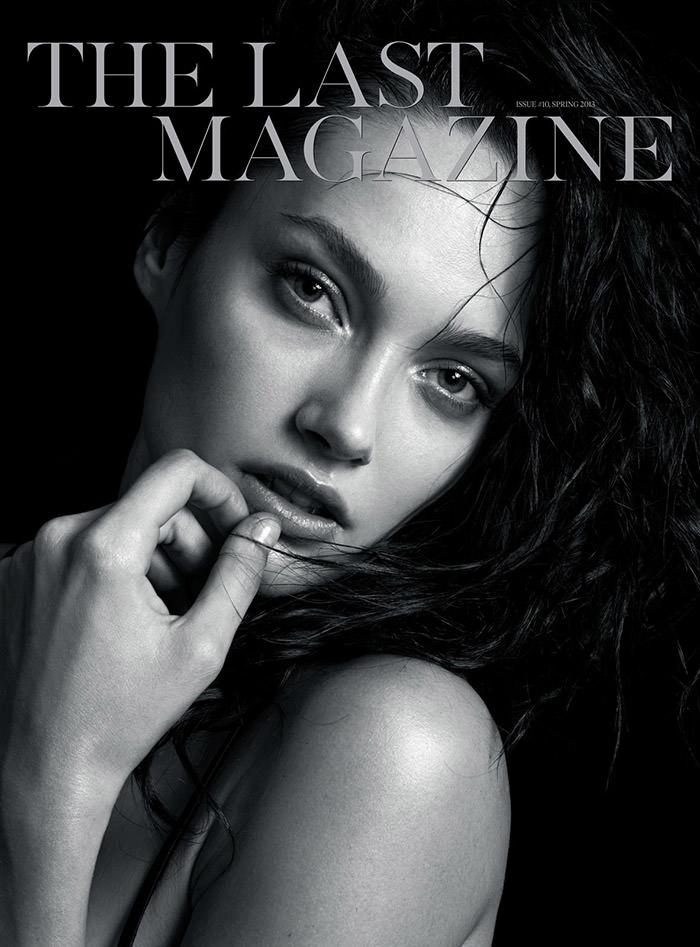 Karmen Pedaru covers The Last Magazine #10 1