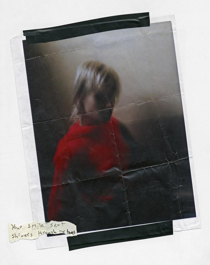 Charlotte Tomaszewska photographed by Joachim Johnson for Smug Magazine #6