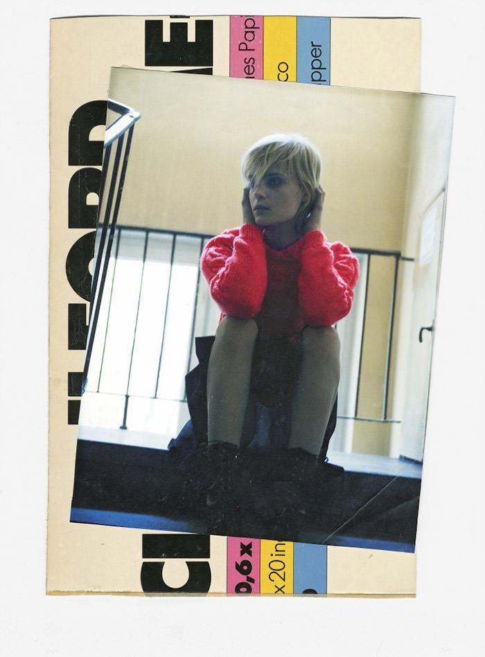 Charlotte Tomaszewska by Joachim Johnson for Smug Magazine