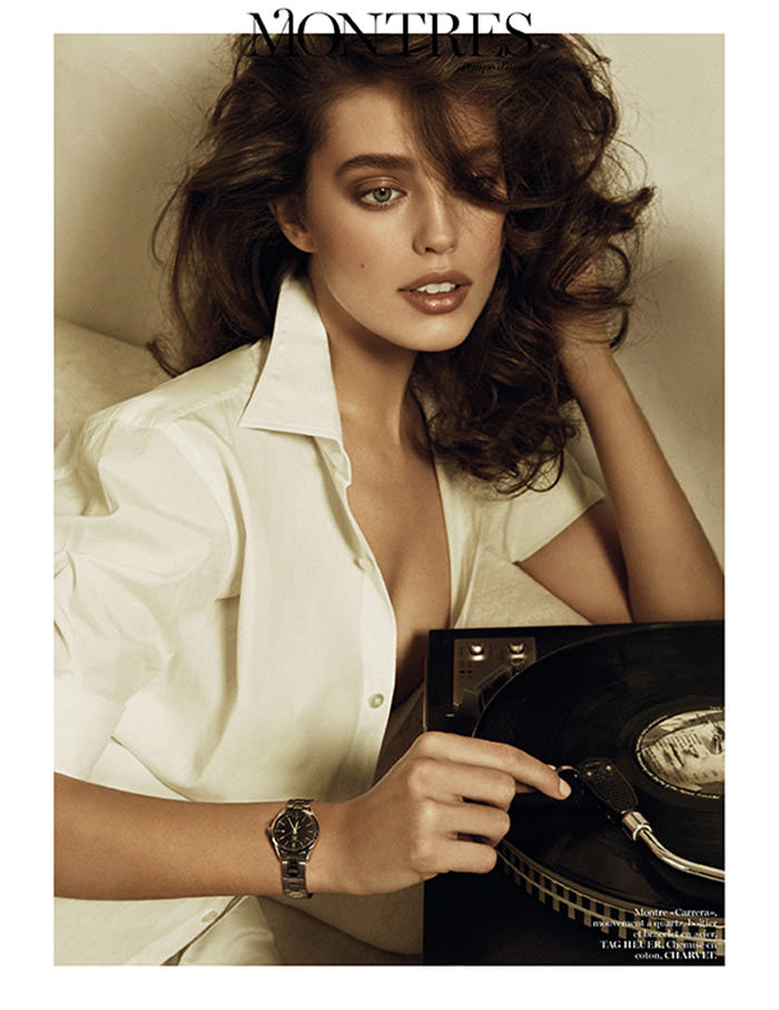 Emily DiDonato by Giampaolo Sgura for Vogue France