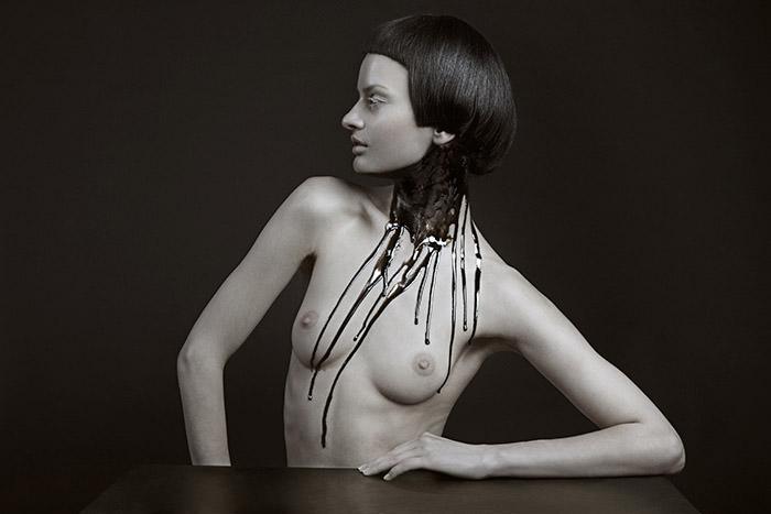 Triinu by Samuli Karala for Schon Magazine