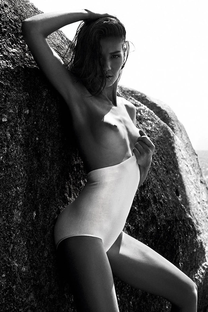 Sheila Marquez by Alvaro Beamud Cortes for S Moda
