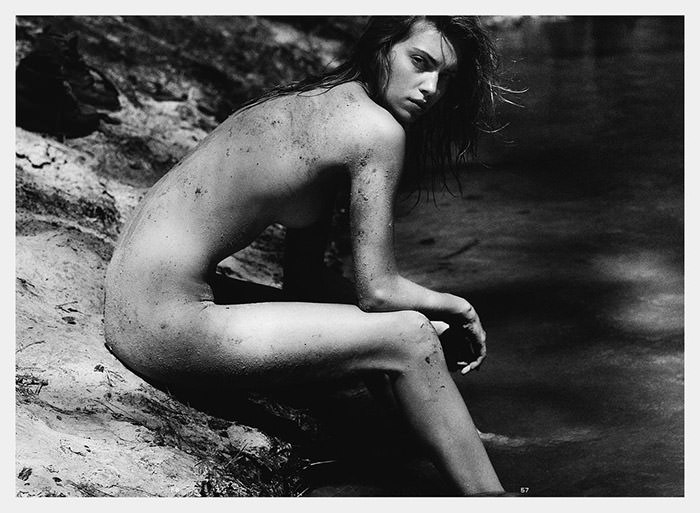 """Bodies Of Water"" photographed by Chadwick Tyler for Victory Journal #5"
