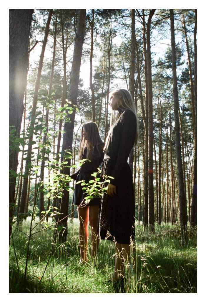 Inka, Neal Hoeper by Lina Scheynius for Zeit Magazine