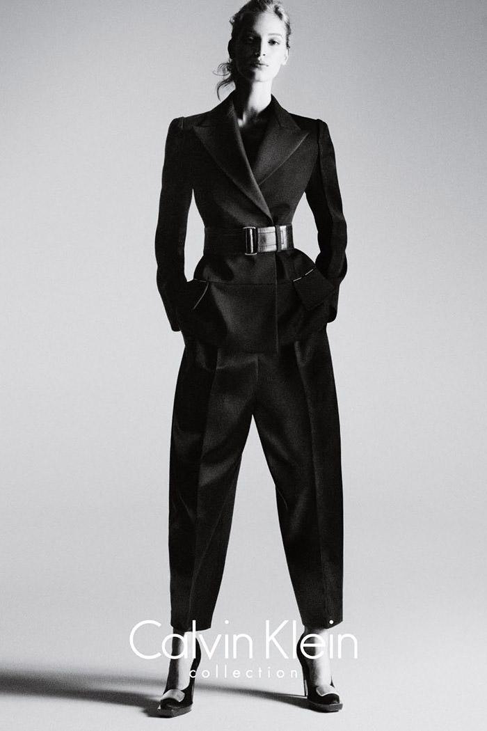 Vanessa Axente for Calvin Klein F/W 2013