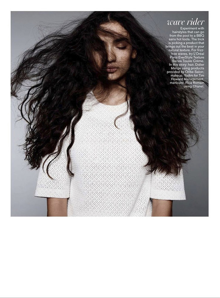 Daniel Jackson for Teen Vogue, June & July 2013