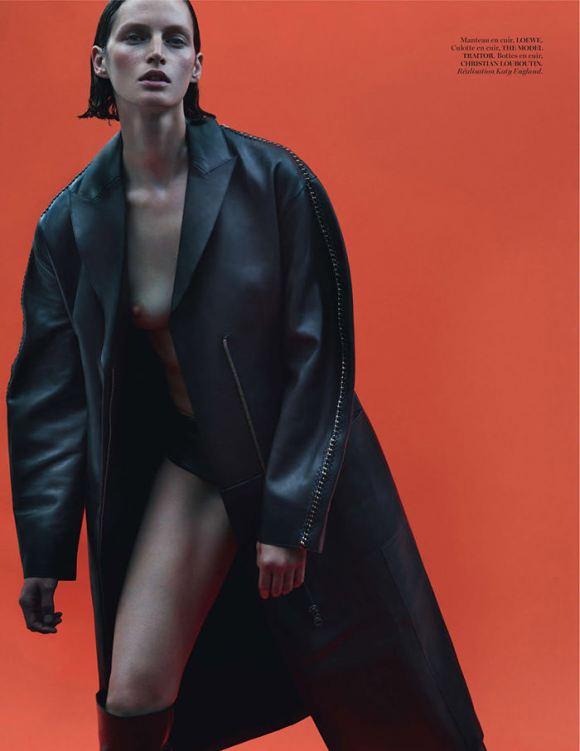 La Fievre Grunge by Mert and Marcus for Vogue Paris