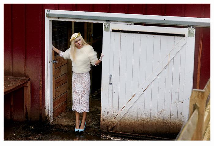 Miranda Kerr by Sebastian Faena for V Magazine