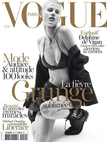 Emily DiDonato covers Vogue Paris 1