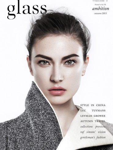 Jacquelyn Jablonski by Bojana Tatarska for Glass Magazine
