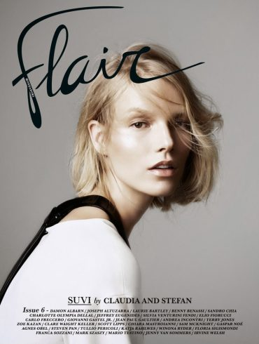 Suvi Koponen by Claudia and Stefan for Flair Magazine