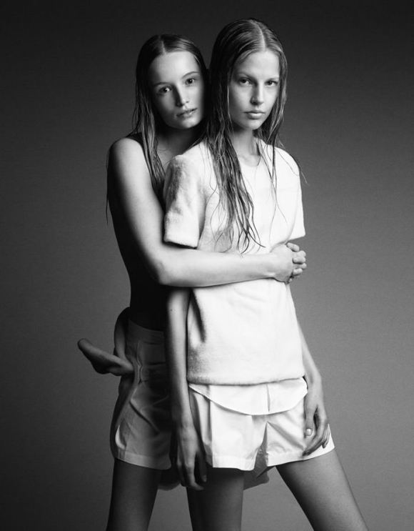 The New Breed by Patrick Demarchelier for Interview Magazine