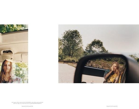 Tilda Lindstam photographed by Colin Dodgson for Dazed & Confused, October 2013 2