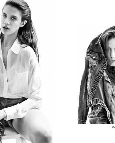 Beatrice Marchetti by Marcello Junio Dino for Punkt Magazine