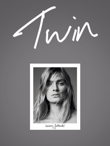 Constance Jablonski by Nick Dorey for Twin Magazine