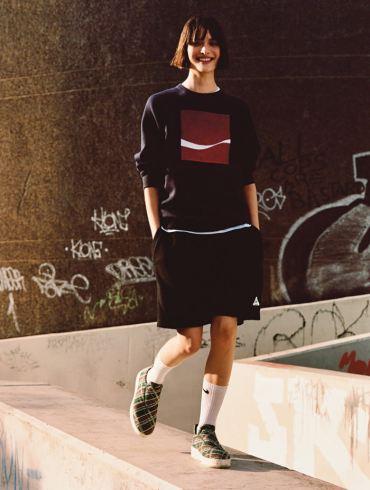 Sam Rollinson by Alasdair McLellan for Vogue UK