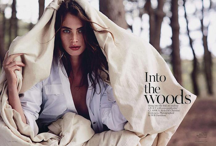 Crista Cober by Will Davidson for Vogue Australia