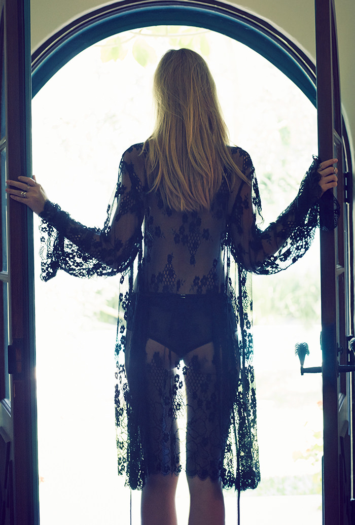 Marloes Horst for Free People Intimates