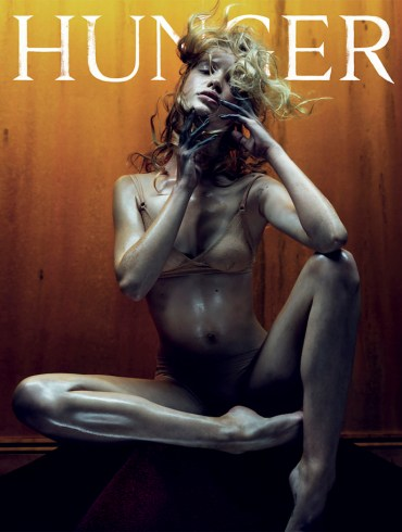 Camilla Christensen by Rankin for Hunger Magazine