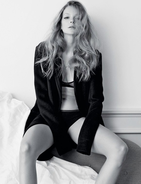 Eniko Mihalik photographed by Hasse Nielsen for Cover Denmark, September 2014