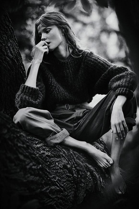 Magdalena Frackowiak by Emma Tempest for Mixte Magazine