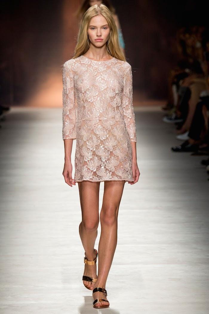 Milan Fashion Week - Blumarine S/S 2015