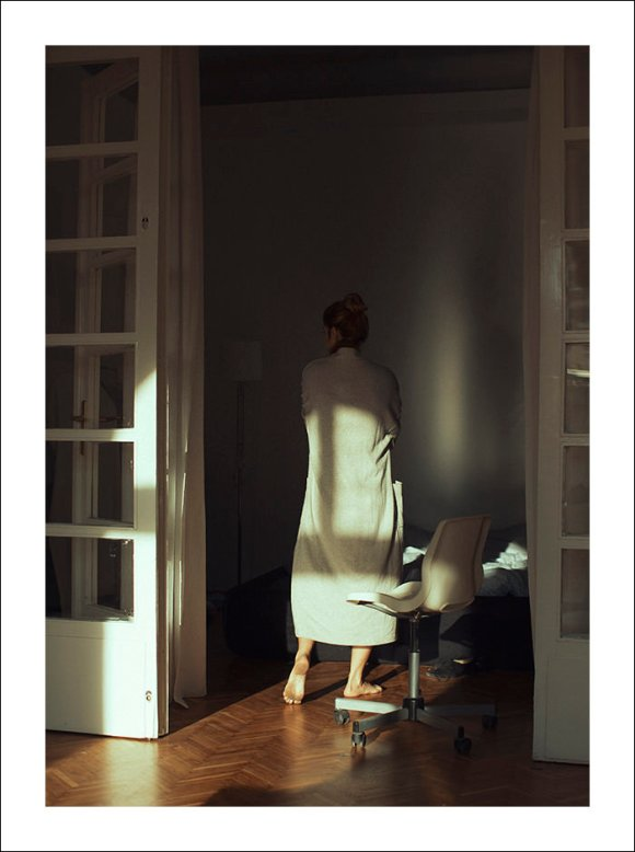 Barbara Palvin by Krisztian Eder