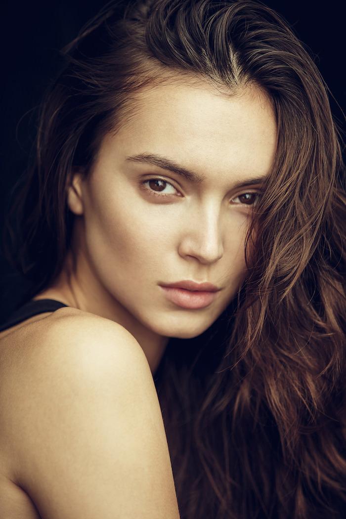 Portraits of Katerina Vitova
