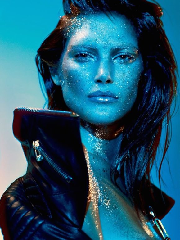 Catherine McNeil by Txema Yeste for Vogue Russia