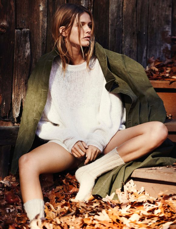 Edita Vilkeviciute by Hasse Nielsen for Scandinavia SSAW