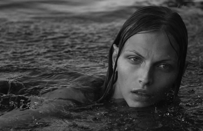 Karlina Caune photographed by Benjamin Vnuk for Scandinavia S/S/A/W, Spring & Summer 2015