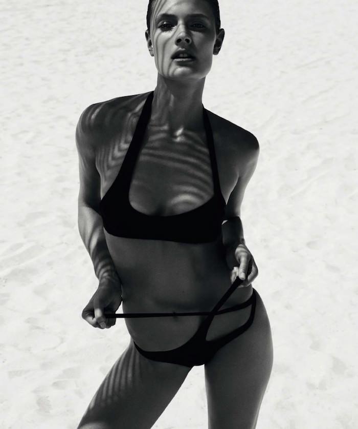 Constance Jablonski photographed by Nagi Sakai for Harper's Bazaar Spain, May 2015