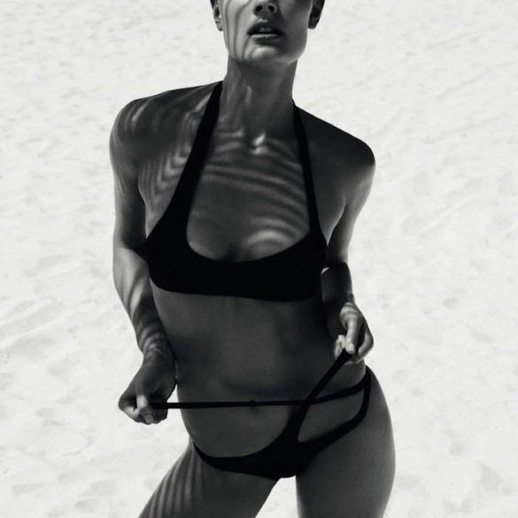 Constance Jablonski by Nagi Sakai for Harper's Bazaar Spain
