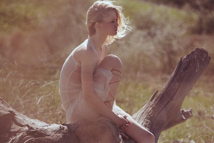 Jennifer Pugh by Marc Philbert for Grazia Germany