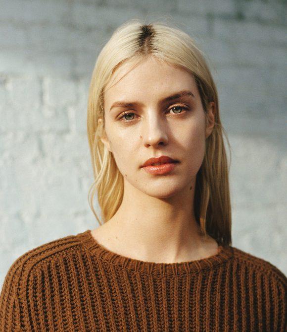Julia Frauche by Matteo Montanari for WSJ Magazine