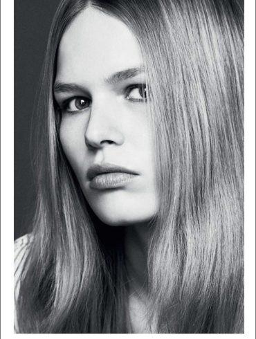 Anna Ewers by Erik Torstensson for Industrie Magazine