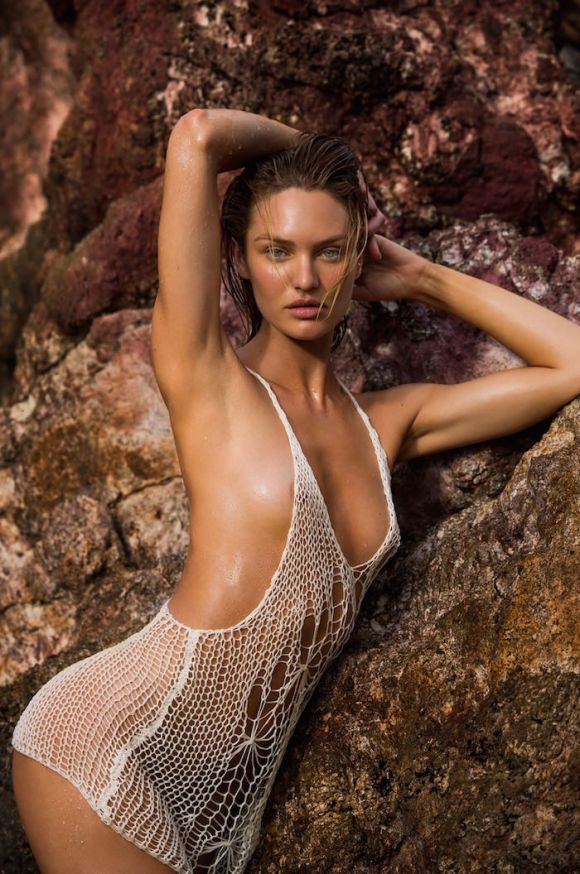 Candice Swanepoel by Gilles Bensimon for Maxim Magazine